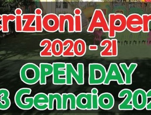 OPEN DAY – INTERNATIONAL SCHOOL