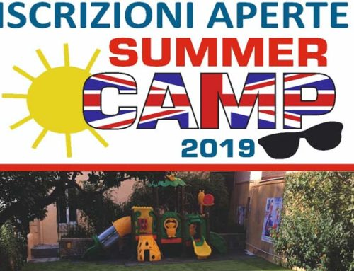 ENGLISH SUMMER CAMP 2019